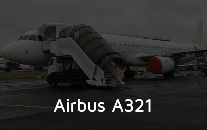 Hire An Airbus A321 Private Jet