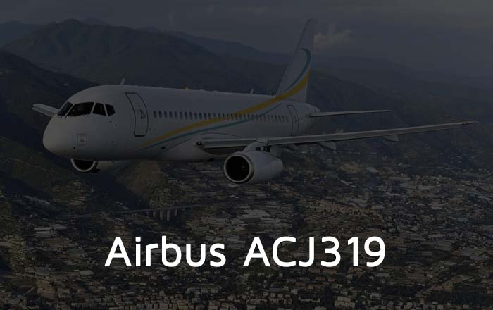 Hire An Airbus ACJ 319 Private Jet