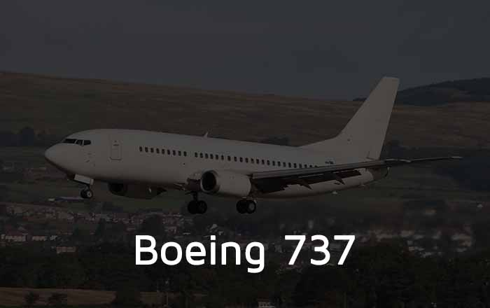 Hire A Boeing 737 Private Jet