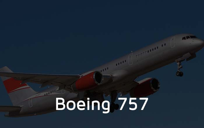 Hire A Boeing 757 Private Jet
