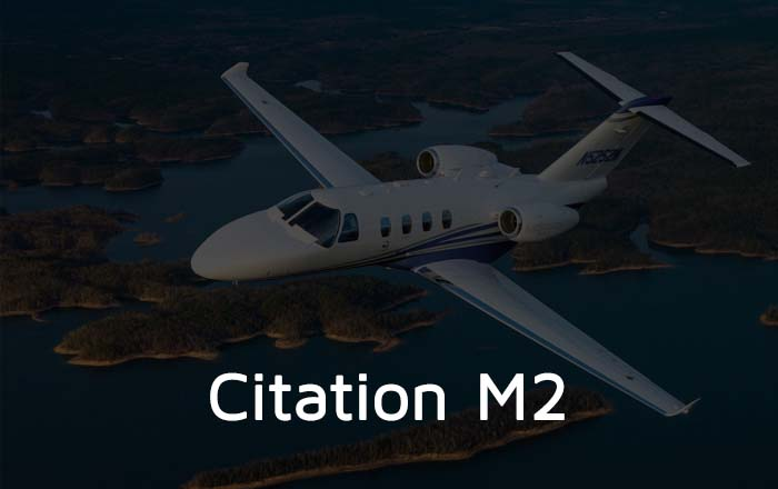 Citation M2 Private Jet Hire