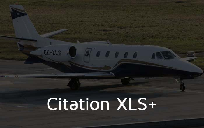Hire A Citation XLS Private Jet