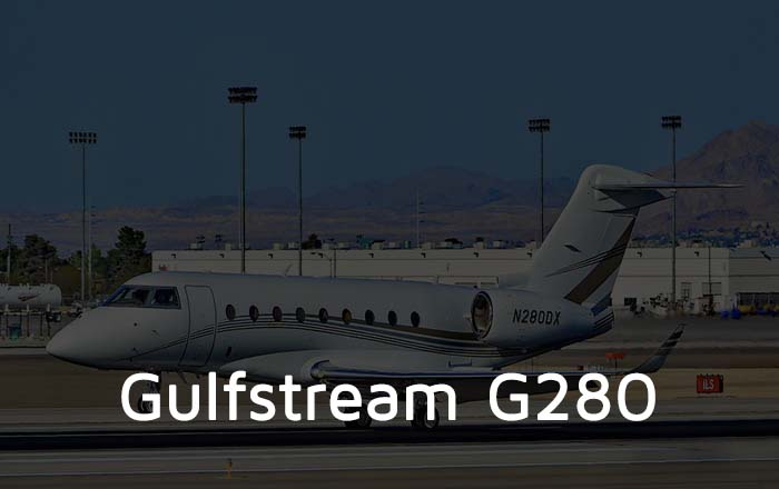 Hire A Gulfstream G280 Private Jet