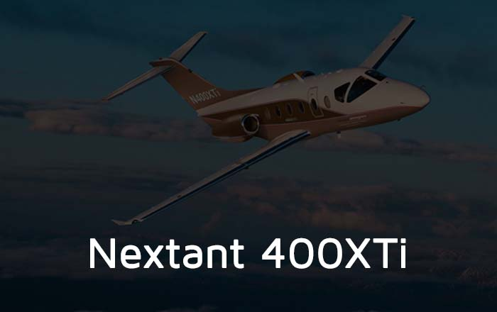 Nextant 400Xti Private Jet Hire