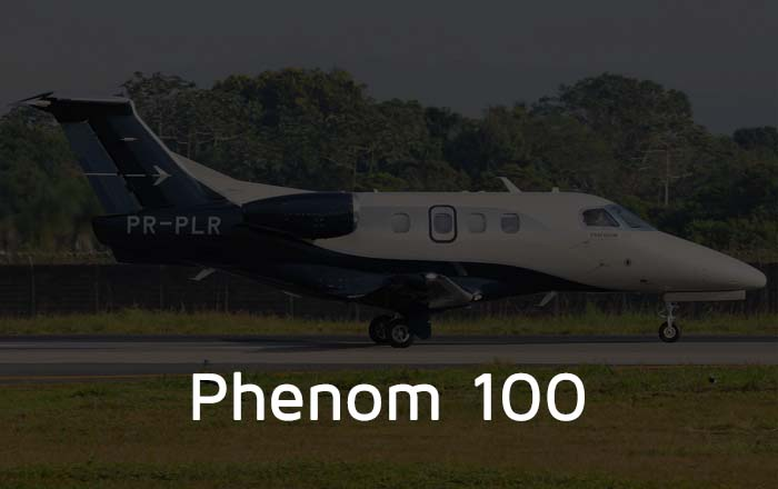Phenom 100 Private Jet Hire