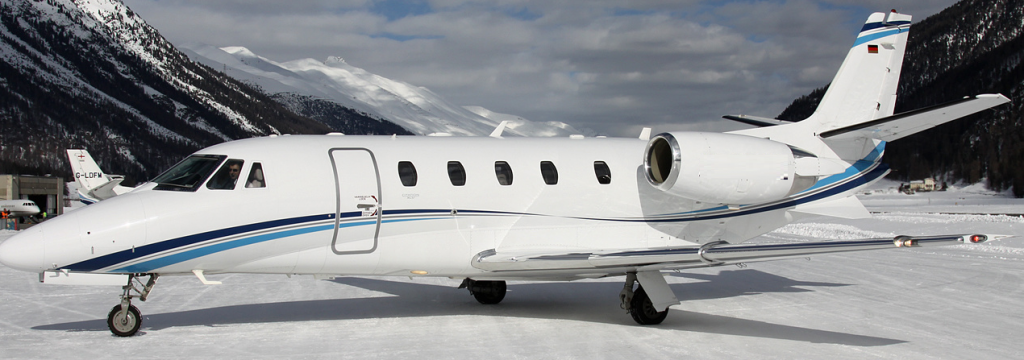 Citation XLS Private Jet