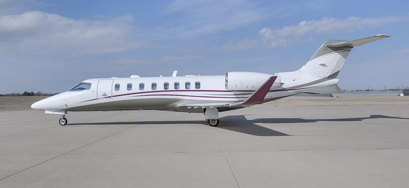 Learjet 75 Private Jet