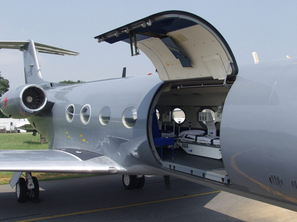 Air Ambulance Private Jet
