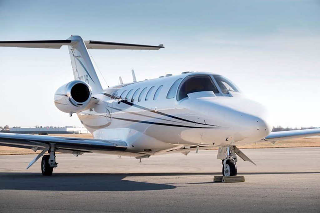 Cessna Citation Jet 2 Exterior