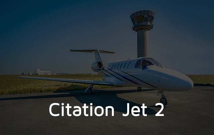 Cessna Citation Jet 2 Private Jet Hire